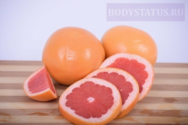 Грейпфрут для похудения: способы употребления, эффект, рецепты