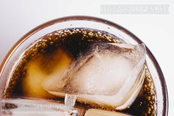 Вред сладкой газировки - Здоровое питание