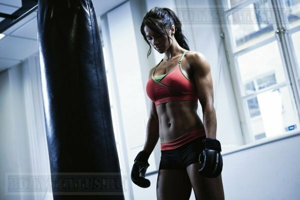 Фитнес-бокс для девушек