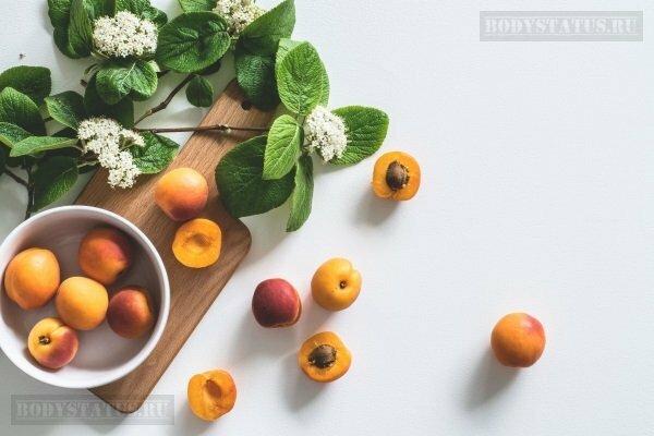 Абрикосы: польза и вред, витамины и минералы