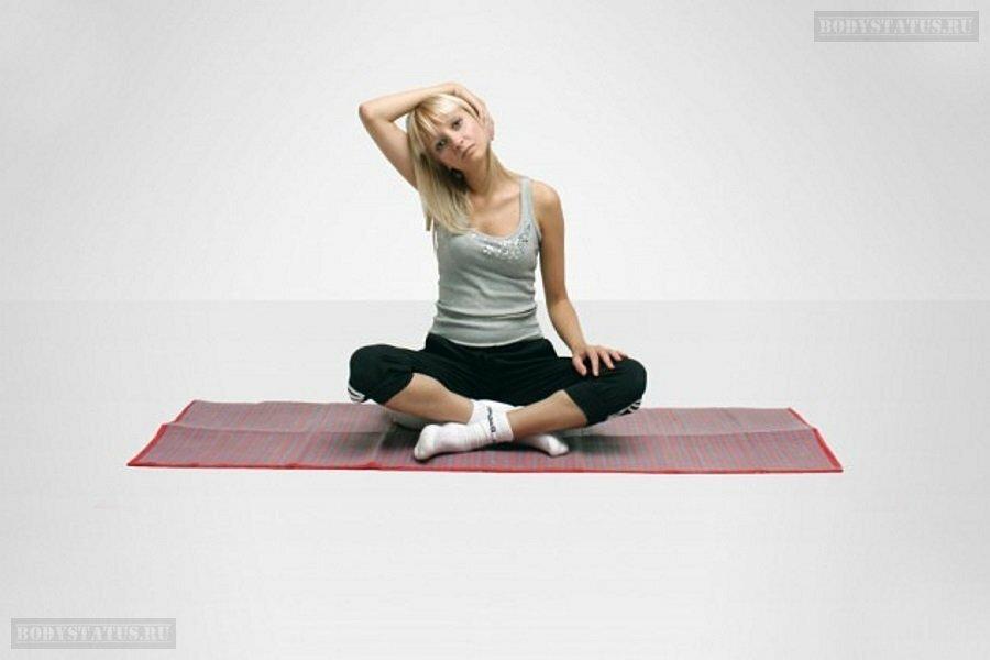 Стретчинг - упражнения для начинающих