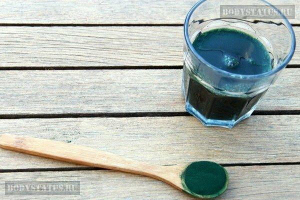 Лечебные водоросли спирулина: 5 полезных свойств