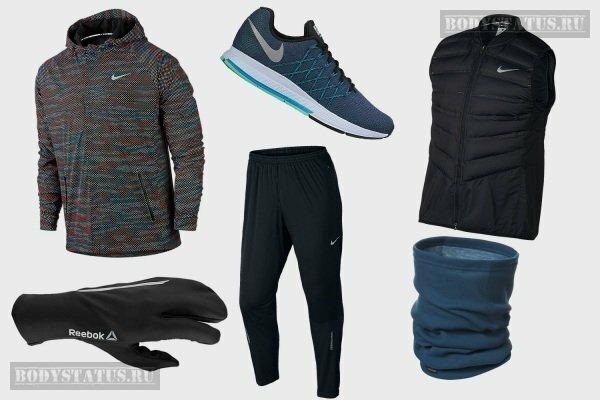 В чем бегать зимой на улице: удобная одежда, кроссовки, аксессуары и полезные советы