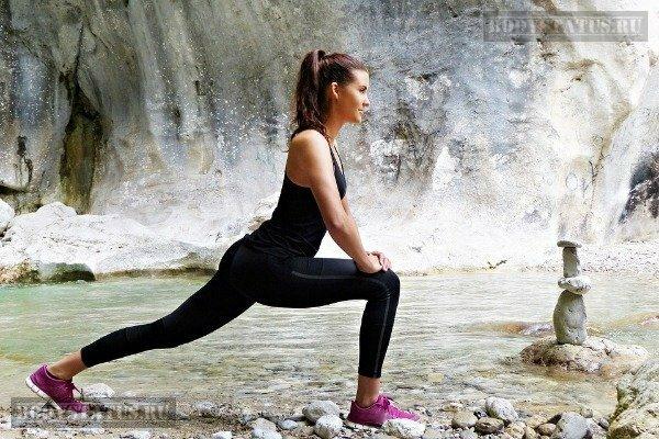 Польза занятий спортом для здоровья и красоты